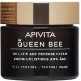 Queen bee creme rico para pele normal a seca 50ml