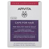 Cápsulas para queda de cabelo e fortalecimento de unhas 30un.