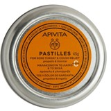 Pastilhas própolis & licorice para alívio da garganta 45g
