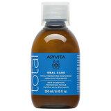 natural total dental care mouthwash 250ml