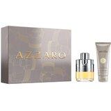 Azzaro Gift set wanted edt 50ml+ hair&body shampoo 100ml