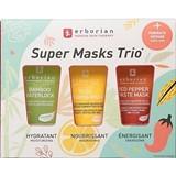 coffret super máscaras trio (bamboo 20ml+yuza 20ml+red pepper 30ml)