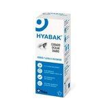 hyabak 0,15% solução hipotónica hidratante e lubrificante ocular 10ml