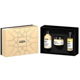 coffret absolut repair shampoo 300ml+máscara 250ml+óleo 10em1 90ml