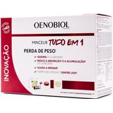 oenobiol minuceur all in one for weight loss 60pills+30sachets (exp 03/2022)