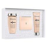 coffret curl manifesto máscara 200ml+shampoo 250ml+leave-in 150ml