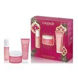 Caudalie Vinosource-hydra sos intense moisturizing cream 50ml+serum 10ml +mask 15ml