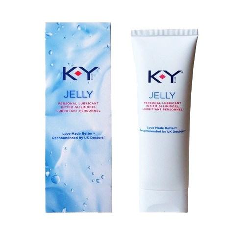 Anal lubricant k-y