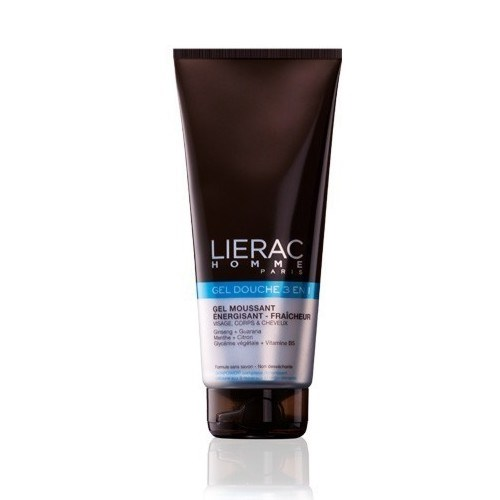 click to zoom. Lierac Homme shower gel energizing freshness 200ml 2f5c3c9293c