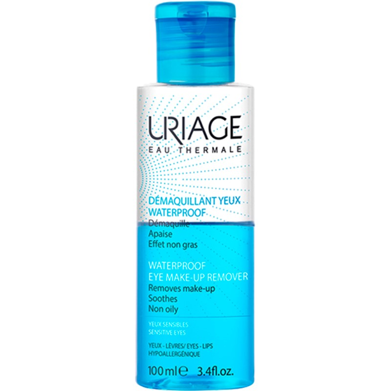 Uriage Waterproof Eye Makeup Remover Save Up To 16