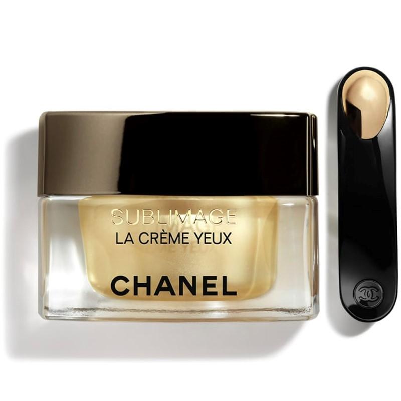 Chanel Sublimage la crème para o contorno dos olhos d51c4085eb5