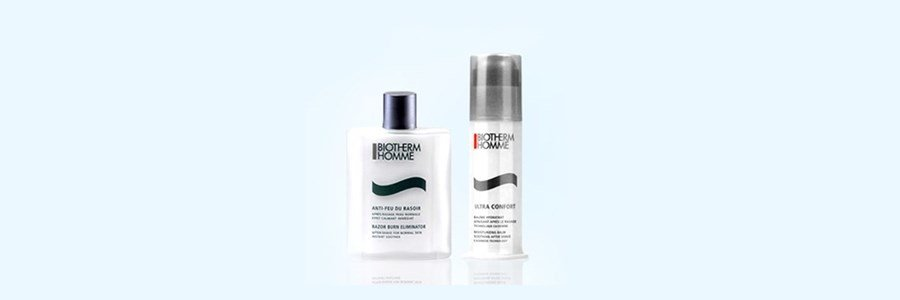 biotherm homme ultra confort baume