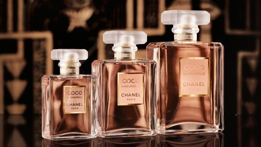 chanel coco mademoiselle eau parfum
