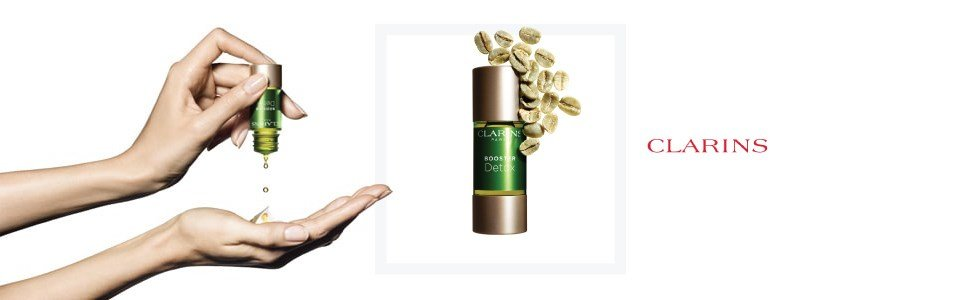 clarins booster detox pele agredida sujeita poluicao
