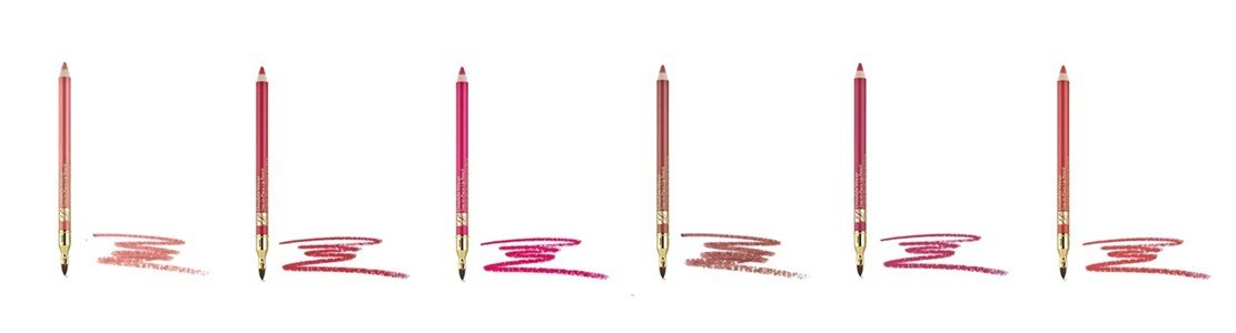 estee lauder double wear stay in place lip pencil lapis contorno dos labios