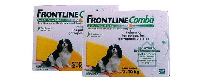 frontline combo spot 3 pipetas caes 2 10 kg