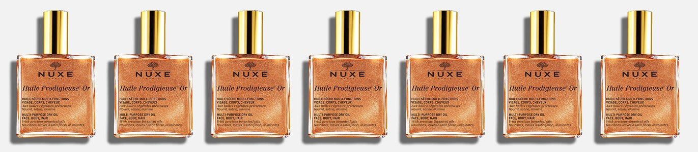 huile prodigieuse or nuxe
