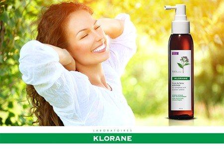 klorane quinina serum fortificante anti queda