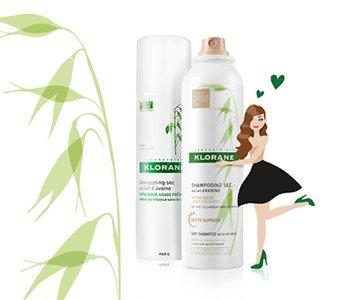 klorane shampoo aveia