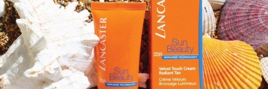 lancaster sun beauty velvet touch spf