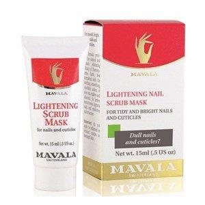 mavala mascara esfoliante