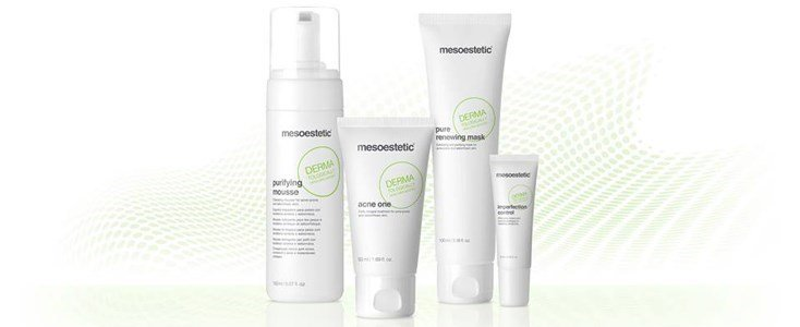 mesoestetic acne peel pure