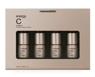 mesoestetic energy c complex tratamento intensiv