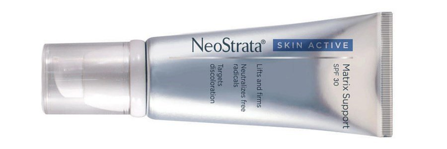 neostrata skin active matrix support creme regenerador