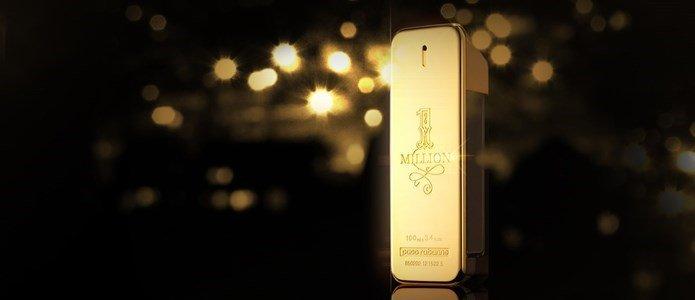 paco rabanne 1 million perfumes