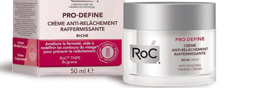 roc pro define creme rico antiflacidez