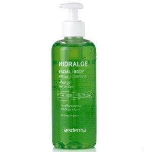sesderma hidraloe gel hidratante aloe vera rosto corpo