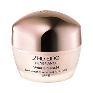 shiseido benefiance wrinkle resist24 day creme spf15