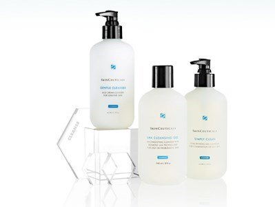 skinceuticals equalizing toner gentle cleanser