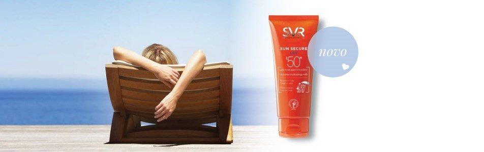 sun secure leite hidratante spf50 rosto corpo