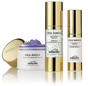 swiss line cell shock total lift light cream