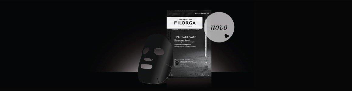 time filler mascara tecido efeito lifting 1unidade