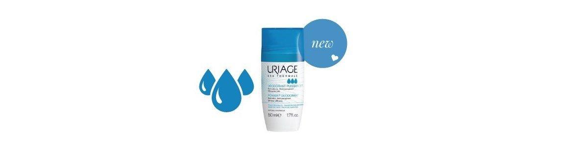 uriage desodorizante tri actif axilas sensiveis en
