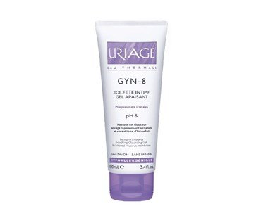 uriage gyn 8 gel suavizante higiene intima