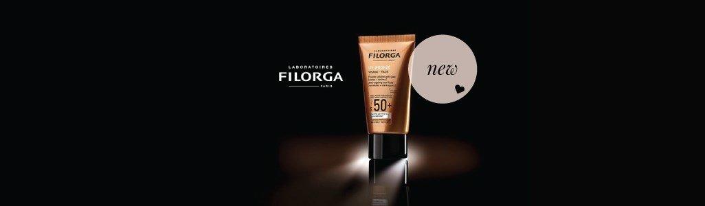 Filorga Uv bronze sun protection fluid spf50 with anti-aging action ... aedb34a8ba3