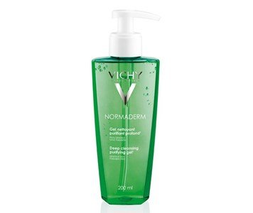 vichy normaderm gel limpeza purificante