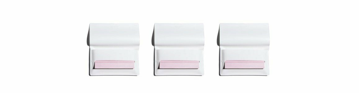 shiseido lencos absorventes matificantes pele oleosa