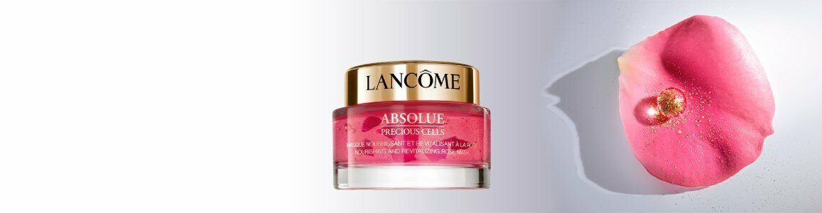 lancome absolue precious cells rose mask en