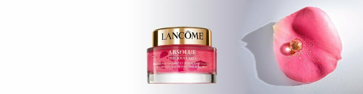lancome absolue precious cells rose mask