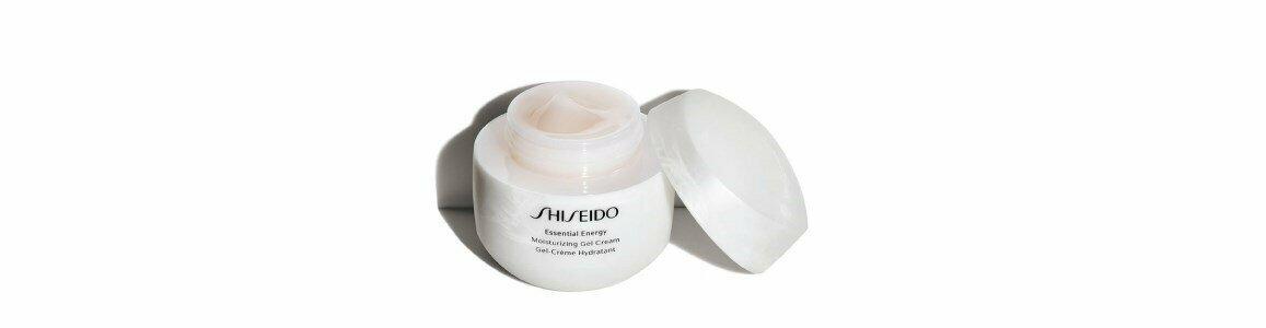 shiseido essential energy gel cream first wrinkles