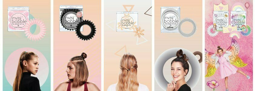 Invisibobble The traceless hair ring - save up to 24% 488d35f11f9