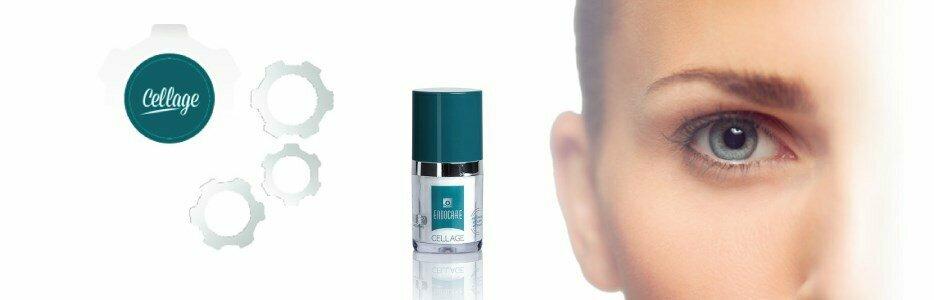 endocare cellage contorno olhos antienvelhecimento