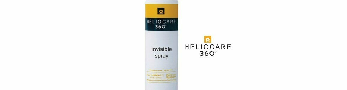 heliocare 360 invisible spray spf 50 all skin types