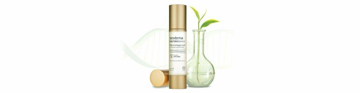 sesderma factor g renew gel creme ativador regeneracao celular 50ml
