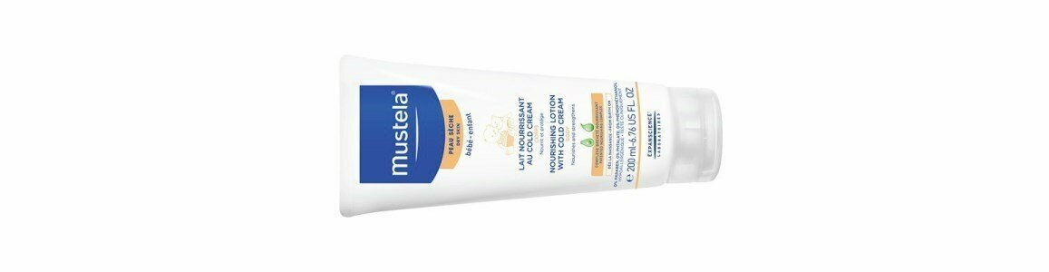 mustela leite cold cream