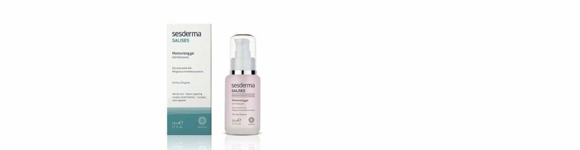 sesderma salises gel hidratante pele tendencia acne en